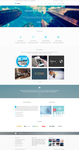 Xenia - Refined HTML 5 / CSS 3 Corporate Template by DankovTheme