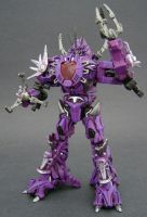 Movie Galvatron 2 by Jin-Saotome