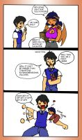 Ozaki The Babysitter? by CrazyCowProductions