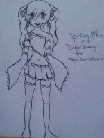 Spring contest entry by xMystic-Starx