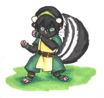 AM - Toph by Porcubird