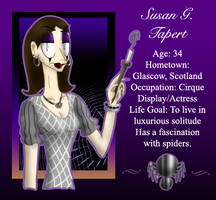 Meet Susan by SkippyWoodFood