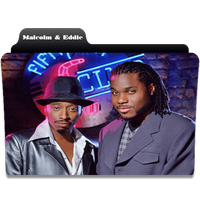 Malcolm and Eddie Folder Icon by Neal2k