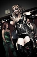 Sweet Pea Baltimore ComiCon by NeedtoDestroy