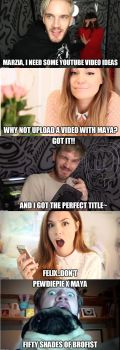Pewdie....no by aiko-sweetgirl