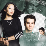 PNG Pack(318) Teen Wolf by BeautyForeverr