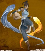 Korra by 31Happyness13