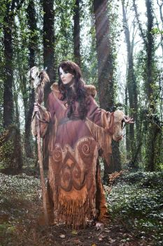 Forest Witch 2 by RobynGoodfellow