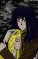 His Embrace...A Fortress Color by LocaChoca