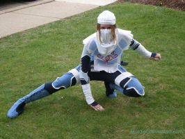 Brawl Sheik Cosplay by Skuldier