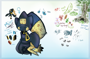 mizo the banette by Densetsugin