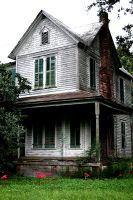 Haunted Fucking House by dewkissed