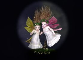 Fractured Fairies by Dani3D