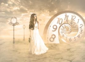 There is No Escaping Time by krissybdesigns