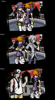 twewy - 3 Weeks by freddysp