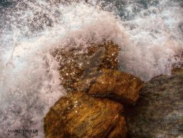 Rocks and Splashes No. 6 by Ragnarokkr79