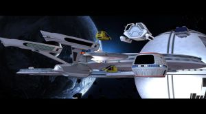 Starbase 124 by PUFFINSTUDIOS