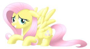 Fluttershy by MirrorCrescent