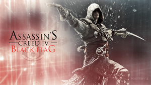 Assassin's Creed Black Flag Free Wallpaper by JSWoodhams