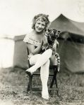 Vintage Stock - Circus 11 by Hello-Tuesday