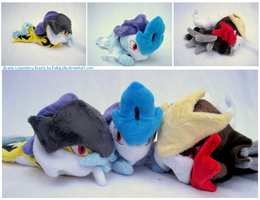 Beanie Baby Legendary Beasts by FollyLolly