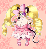 ~ Nui Cheesecake ~ by snooziewoo