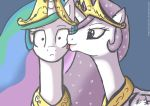 Celly and Molly by NolyCS