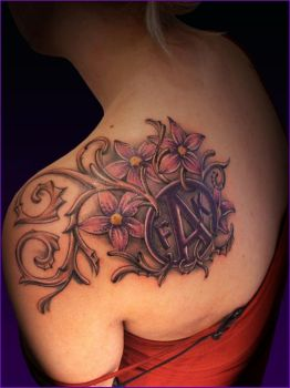 Fantattoo Freehand by Anderstattoo