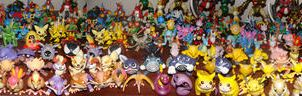 -Download- Pokemon Figures by SilverToraGe
