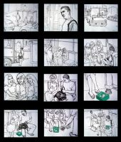 storyboard by hazerbaba