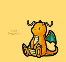 #149 - Dragonite by FrostTechnology