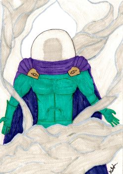 Mysterio by Anthony-Callaghan