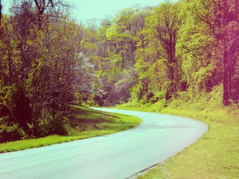 The Road to Roanoke by GigaLime