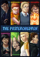 The Posterchildren by hawberries