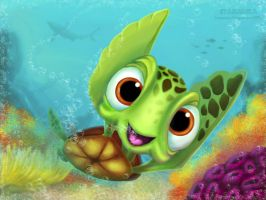 Squirt by Stasushka