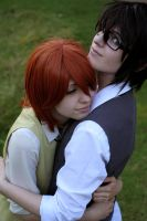 Young Sarumi Shoot - XLII by the-xiii-hour