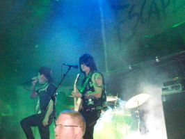 Craig Mabbitt and TJ Bell by A7XFan666