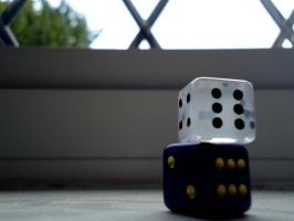 Dice by H-Lawliet