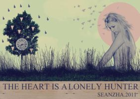 The Heart Is A Lonely Hunter by seanzhakemalrachman