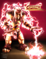 Electivolt's Wrath by Omegaro