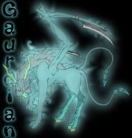 Neopets: Gaurdian the Eyrie by mindsend