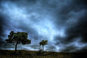 Two Before A Storm by AlienDan