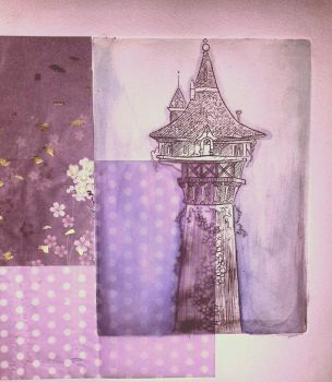 Tangled Castle by nataliebeth