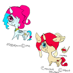 Pony Oc and custom by XenshaNeko