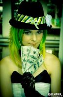 Gumi: Money Money Money by ShaeUnderscore
