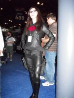 G.I.Joe Countess cosplay nycc by lenlenlen1