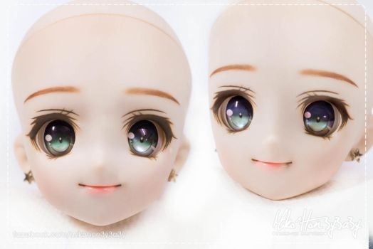 Faceup 28 - DDH-04 by MikoHon3y3a3y