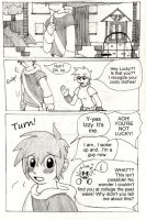 Hope In Friends Adventures Page 1 by Zander-The-Artist