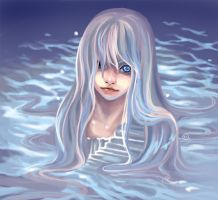 watery by JinkiMania