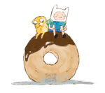 AT: Donut by saltycatfish